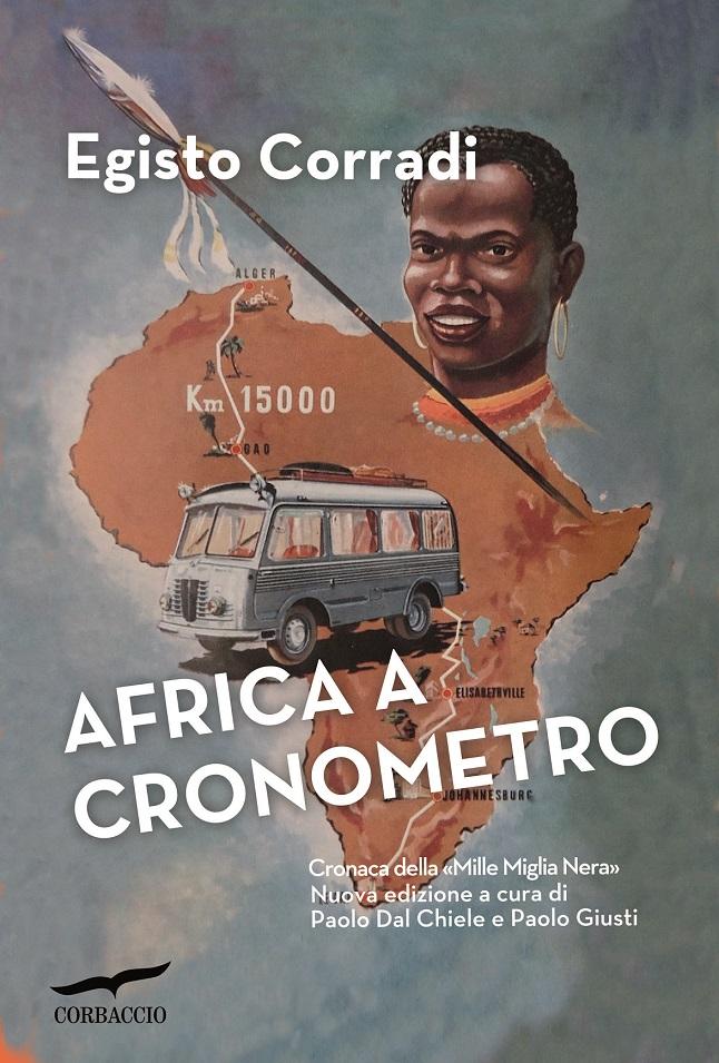 La nuova edizione di Africa a Cronometro