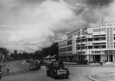 Piazza della Vittoria e Viale Leopoldo II