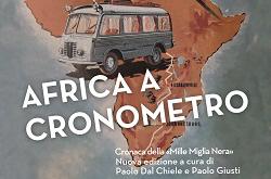 Il lancio della nuova edizione di Africa a Cronometro